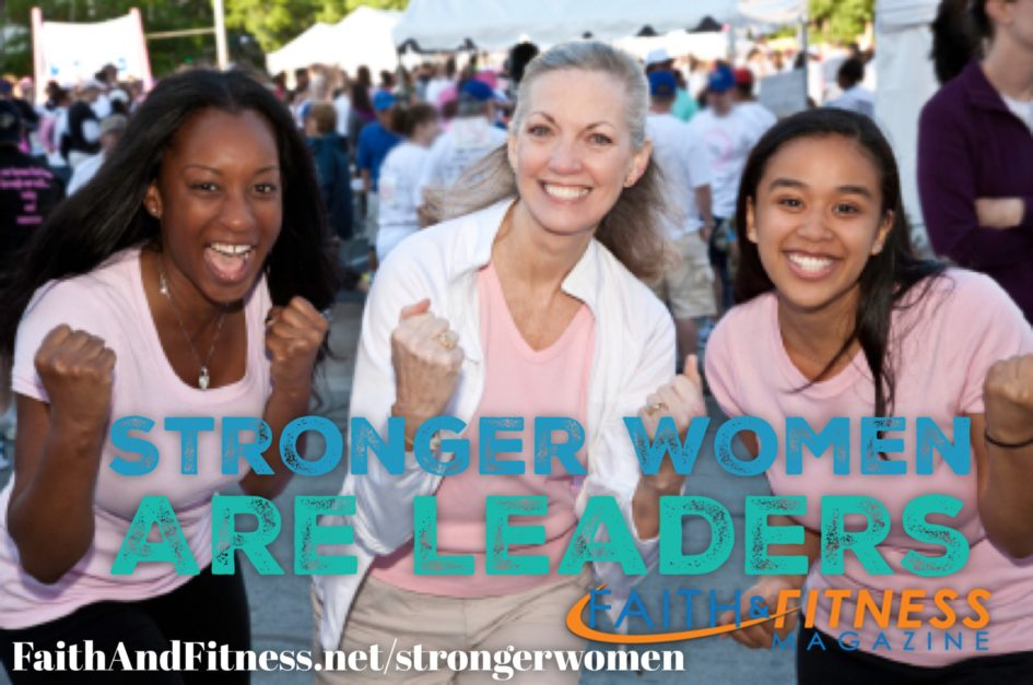 Stronger Women Are Leaders Article